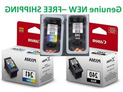 Genuine Canon 240/241 Original Ink Cartridge Combo for MG362