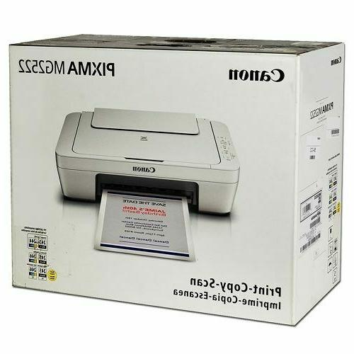 NEW Canon PIXMA MG2522 Wired All-in-One Inkjet Printer INK