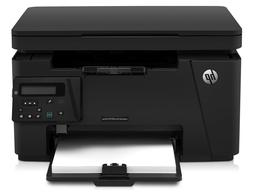 HP LaserJet Pro MFP M125nw All-in-One with mobile printing