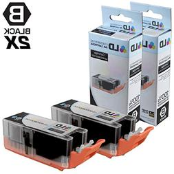 LD © Compatible Replacements for Canon 8050B001  Set of 2 E
