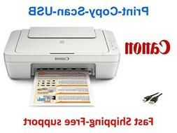 NEW Canon 2522  All-in-One Printer-Scan-Copy+Free USB-Summar