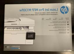 NEW HP LaserJet Pro MFP M130FW Wireless Black-and-White All-